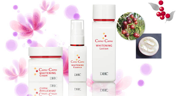 Camu Whitening Series